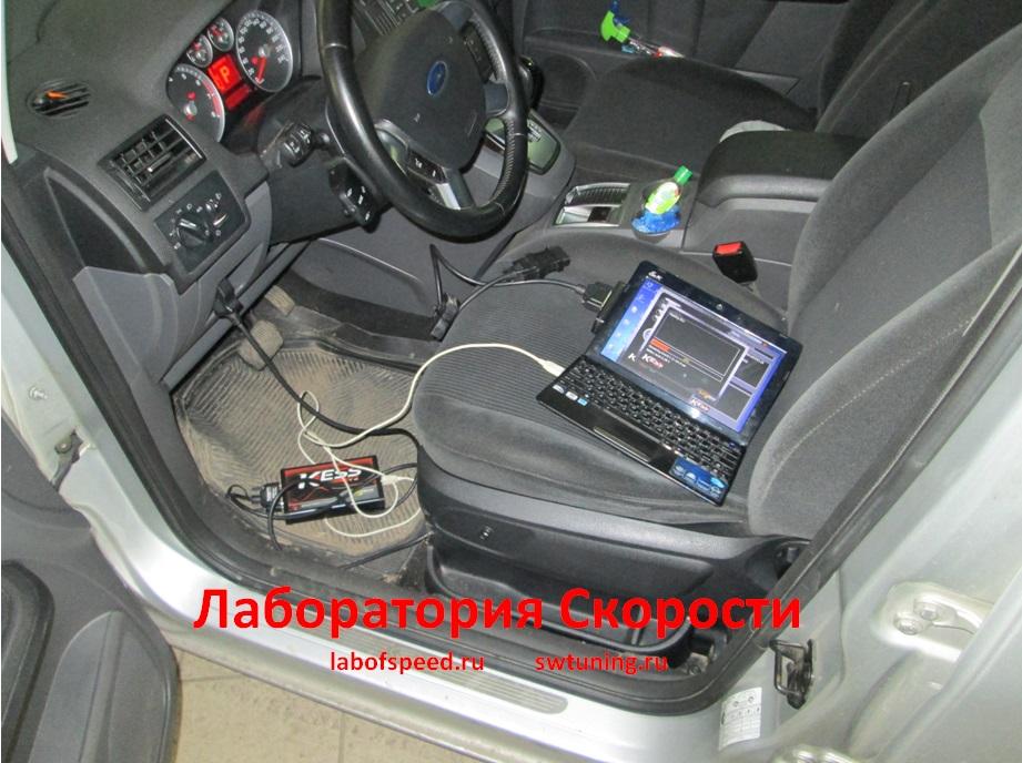 Эбу двигателя форд фокус