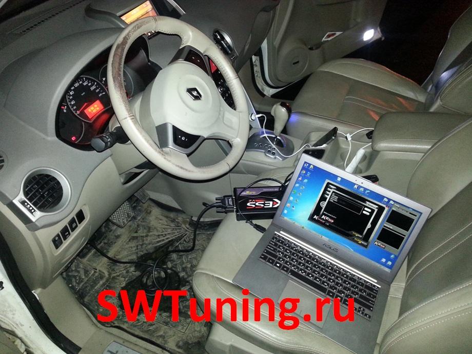 Компьютерная диагностика автомобиля логан-2 своими руками 73