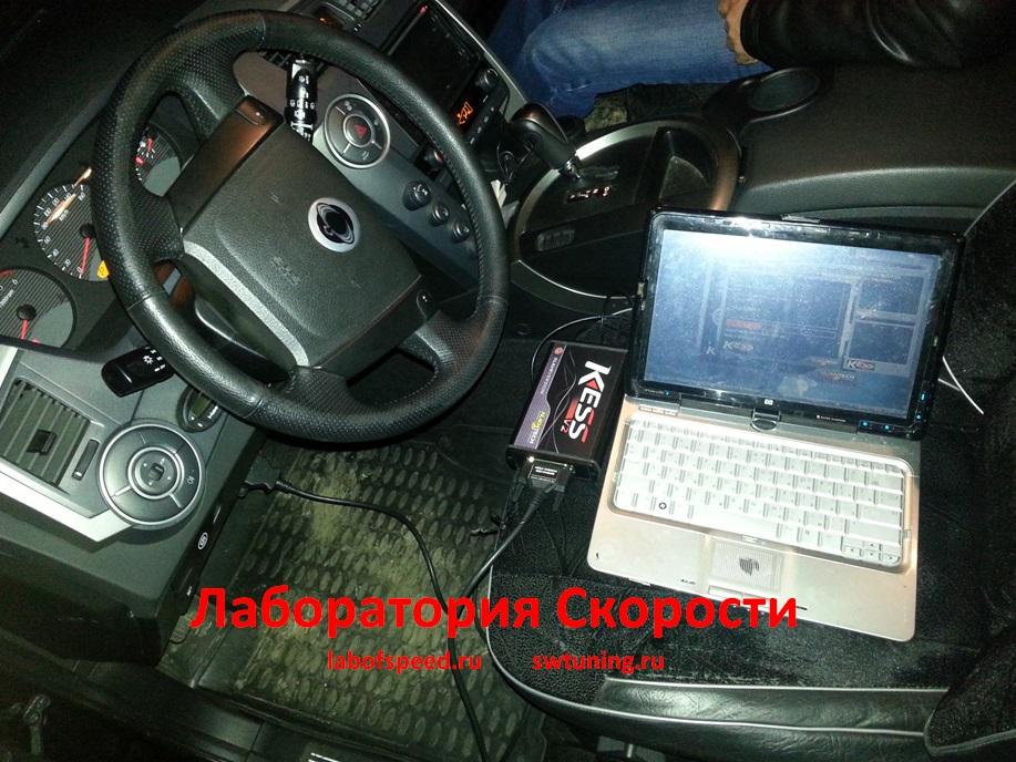 Ssangyong actyon самодиагностика