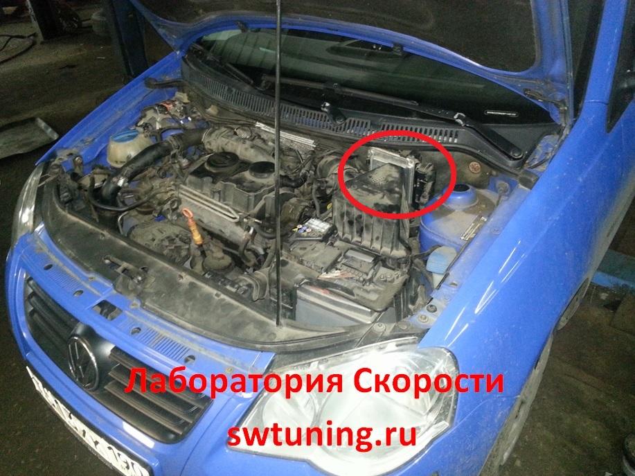 двигателя фольксваген поло